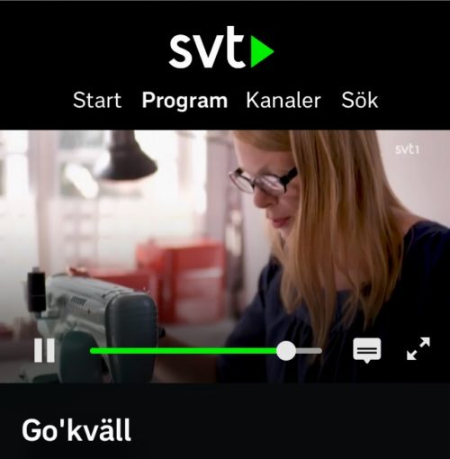 Svt. Gokväll (repris).