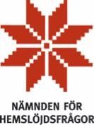 Nämnden för hemslöjdsfrågor logotyp