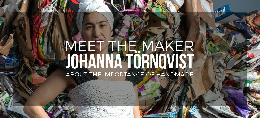 Meet the Maker: Johanna Törnqvist at Craft Lab