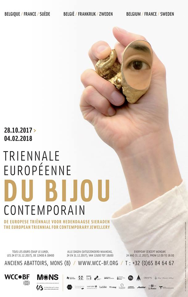 The 6th European Triennal of Contemporary Jewellery