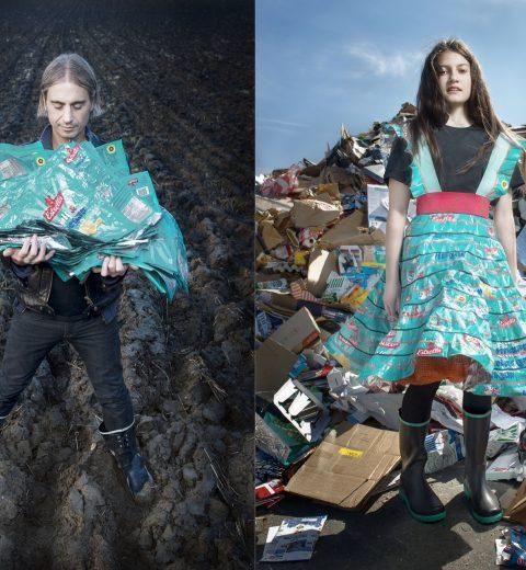The Chips Dress by Johanna Törnqvist